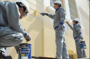 Thợ sơn nhà tại quận 11, chúng tôi chuyên cung cấp đội ngũ sơn nhà đẹp. Nhận sơn sửa lại nhà tại quận 11, sơn lại nhà giá rẻ. Dịch vụ sơn lại nhà tại quận 11, thi công sơn nhà cũ và mới. Nhận sơn lại nhà cấp 4, sơn lại nhà trọ, sơn nhà chung cư, sơn lại căn hộ cao cấp, sơn lại quán xá,…Đội thợ sơn nhà ở tại quận 11, sửa chữa nhà, cải t ạo nhà cũ, nâng cấp nhà chuyên nghiệp. Nhà thầu CHIẾN PHÁT cam kết mang tới cho bạn một dịch vụ sơn nhà uy tín , giá thành hợp lý nhất. Liên hệ O334.955.789 , Hỗ trợ tư vấn khách hàng 24/7